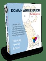 WordPress WHOIS plugin