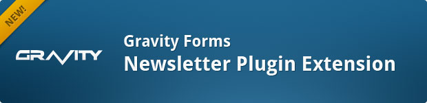 Gravity Forms Subscribers Extension plugin v1.0