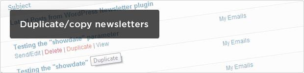 Duplicatecopy-newsletters