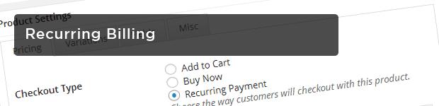 PayPal-Recurring