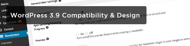 WordPress-3.9-Compatibility-&-Design