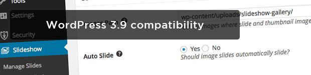 WordPress-3.9-compatibility