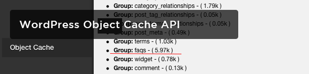 WordPress-Object-Cache-API-for-performance