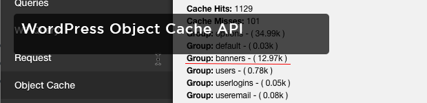 WordPress-Object-Cache-API
