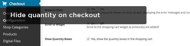 Hide-quantity-on-checkout