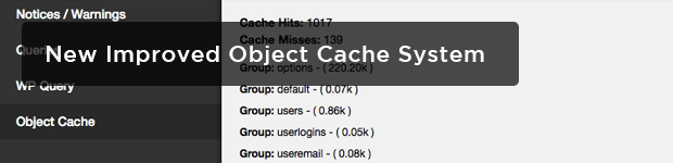 New-Improved-Object-Cache-System--