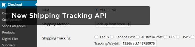 New-Shipping-Tracking-API