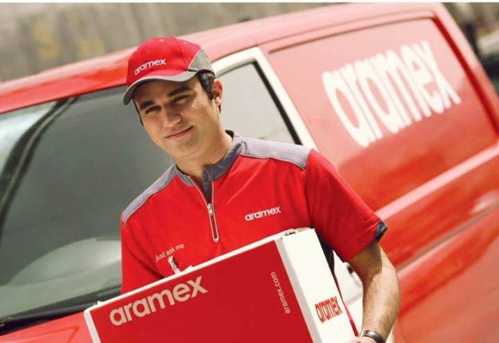 Aramex web
