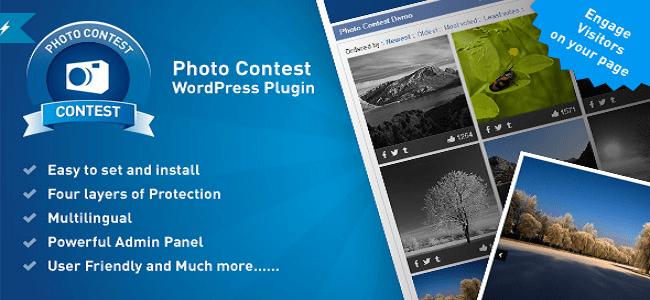 Photo Contest Plugin
