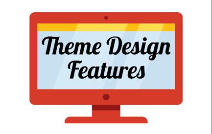 Theme Design Features