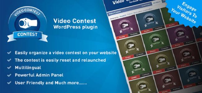 Video Contest Plugin