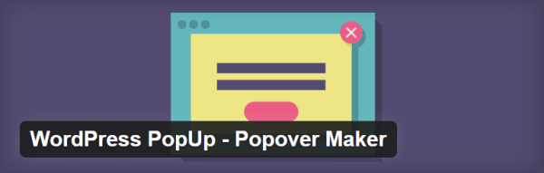 WordPress popup - popover maker