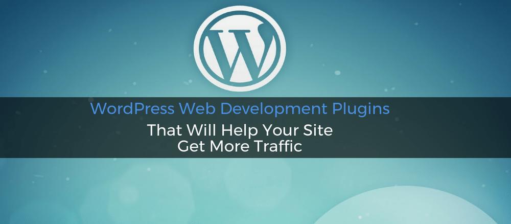 WordPress Plugins for More Traffic