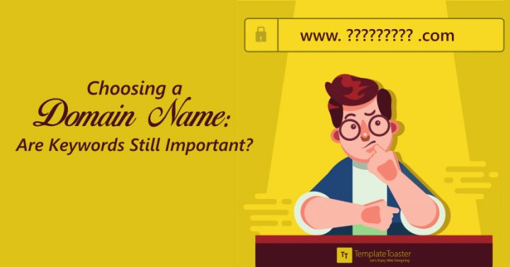 Choose an apt domain name