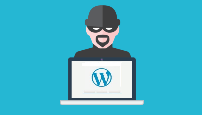 fix a compromised WordPress site